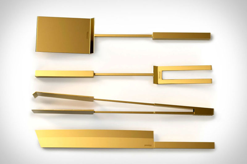 Solid Gold Grilling Accessories