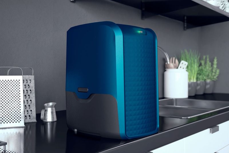 Compact Reverse Osmosis Purifiers