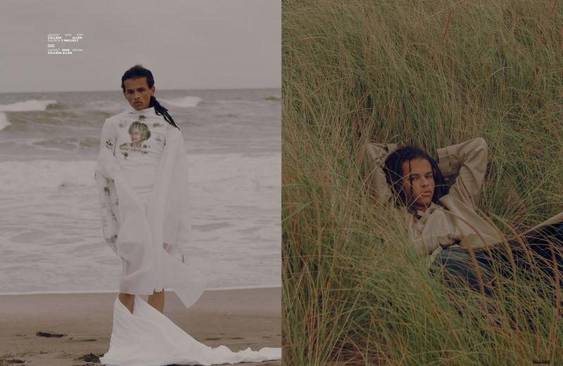 Seaside Streetwear Editorials