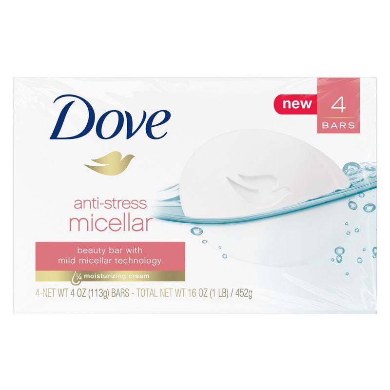 Micellar Soap Bars