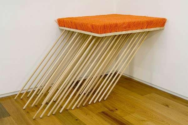 Broom Stick Tables