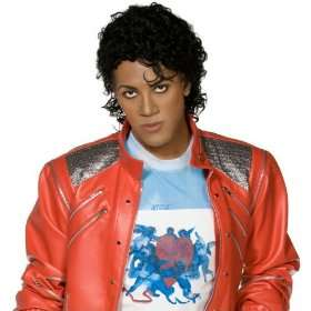 King of Pop Dress-Up