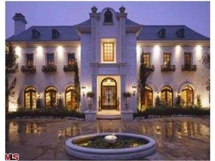 Extravagant Celebrity Estates