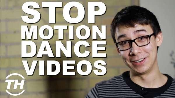 Stop Motion Dance Videos