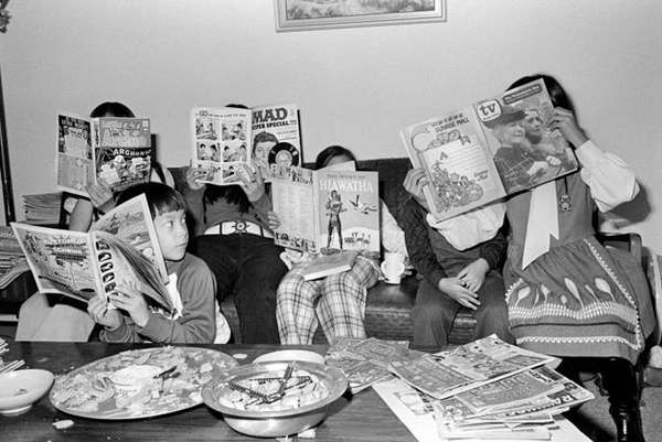 Reading Family Portraits