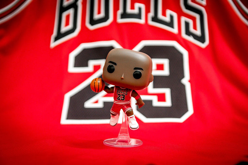 Basketball Player Bobblehead Collectibles