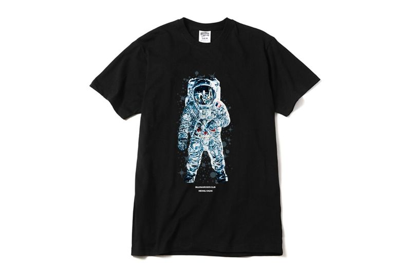 Space-Themed Graphic Luxe Streetwear