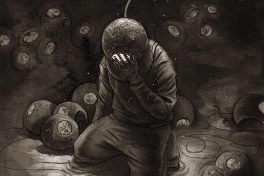 Disturbing Diver Depictions