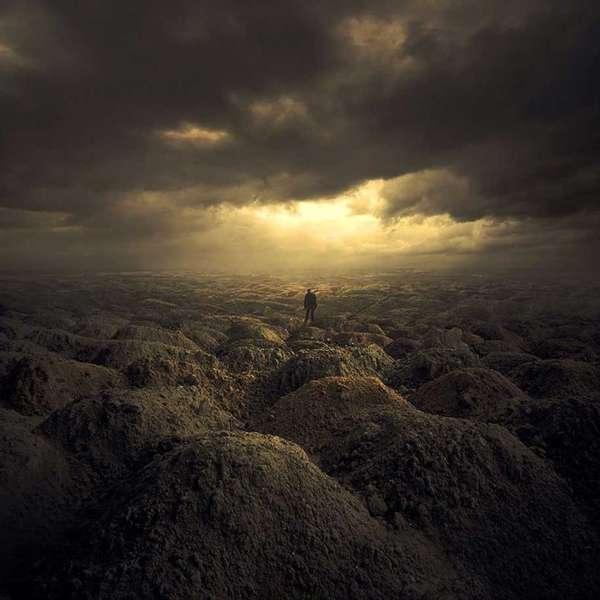 Eerie Apocalyptic Photography