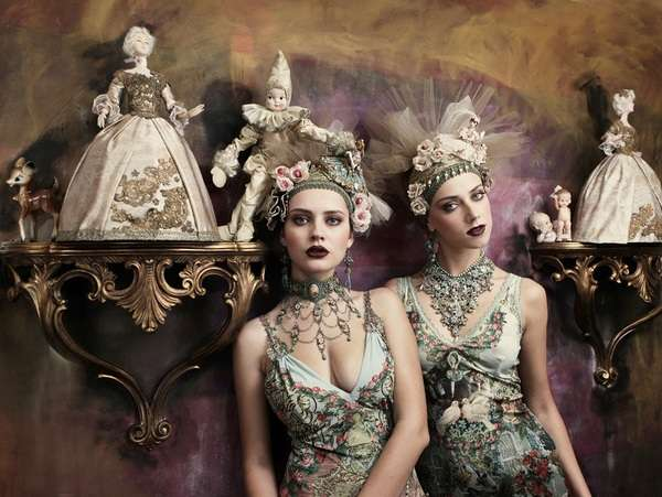 Beautiful Baroque Photography