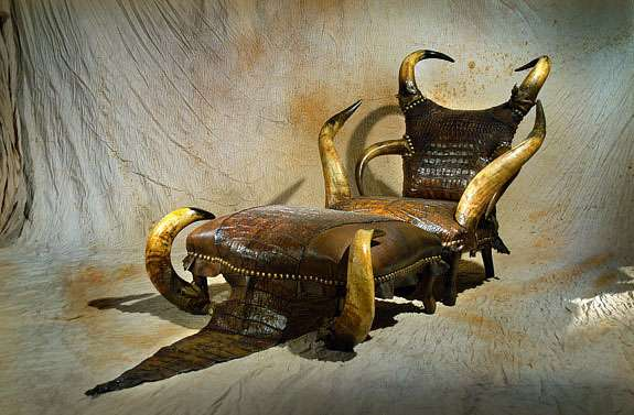 Exotic Wildlife Furniture Michel Hallard Wild Animal
