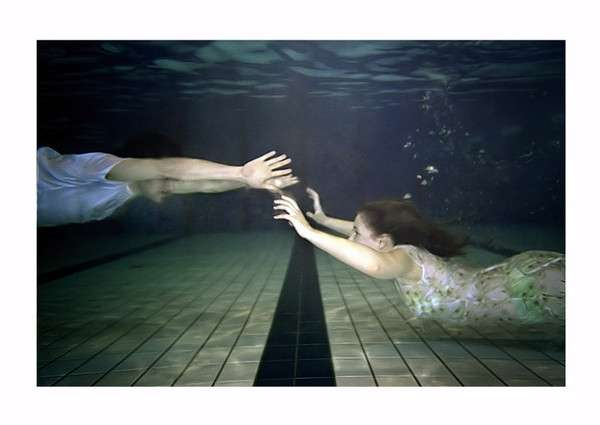 Submerged Coupletography