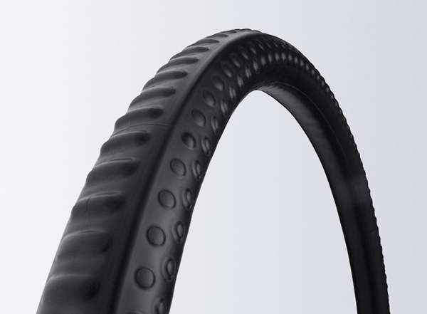 Self-Healing Bike Tires