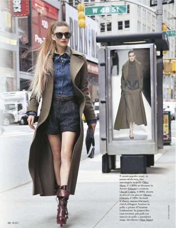 City-Centered Fashion