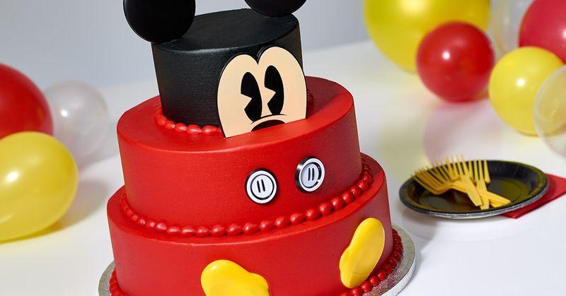 Massive Mouse-Eared Cakes