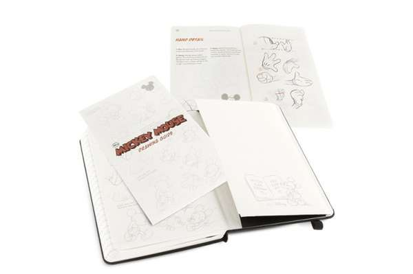 Sophisticated Cartoon Notebooks