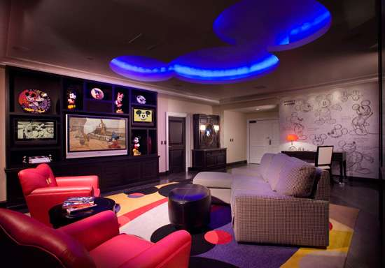 Disney Penthouse Suites