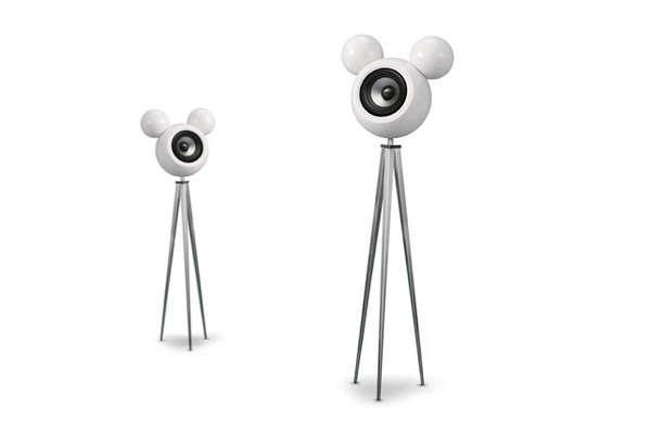 Iconic Cartoon Speakers