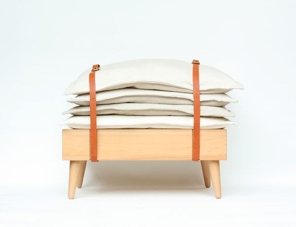 Cushion-Topped Tables