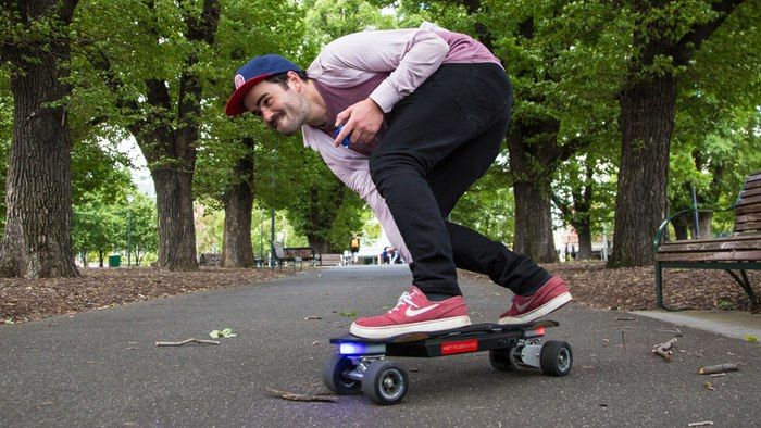Skinny Electric Skateboards