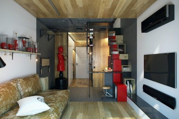 Charming Micro-Apartments