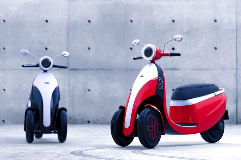 Hybrid Design Urban eTrikes