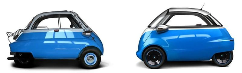 Bubbly Electric Cars