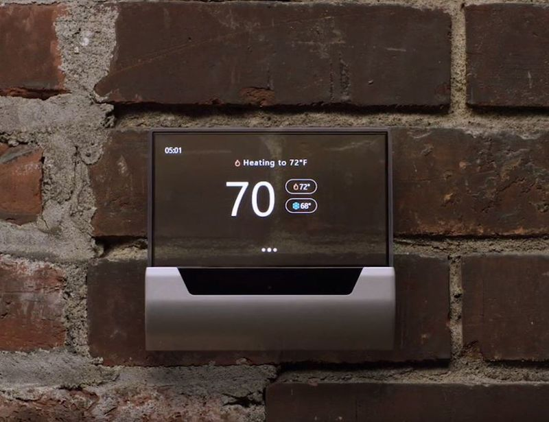 Voice-Activated Intelligent Thermostats