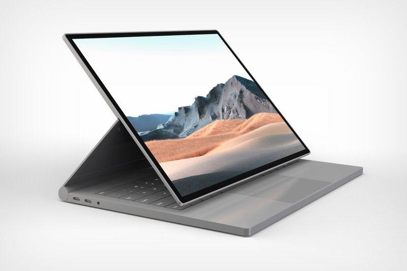 Hybrid Dual-Hinge Laptops