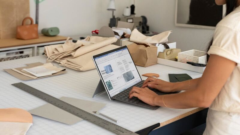 Versatile Hybrid Professional Laptops