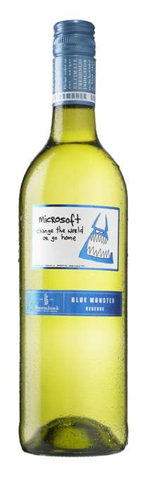 Microsoft Does Wine