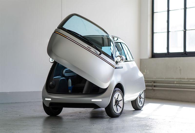 Chic Micro-Transport Designs