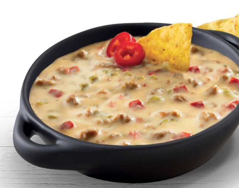 Microwavable Queso Dips