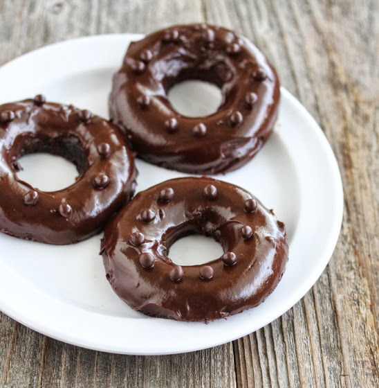 1-Minute Microwave Donuts