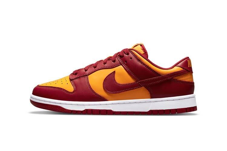Stark Golden Tonal Sneakers