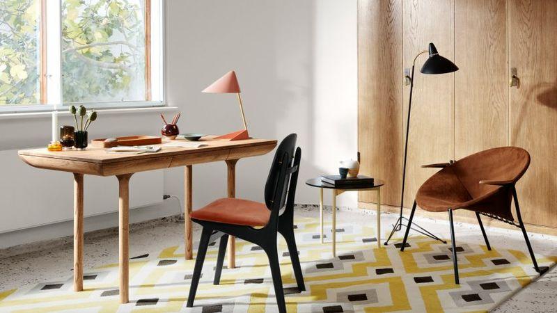 Elegant Mid-Century Table Designs