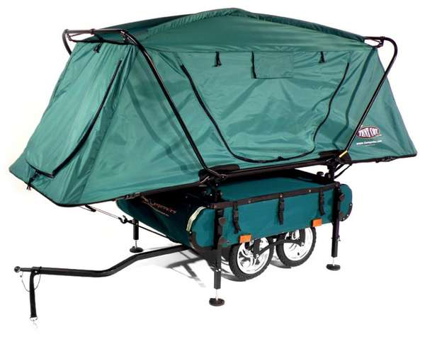 Catnap-Ready Cycle Tows