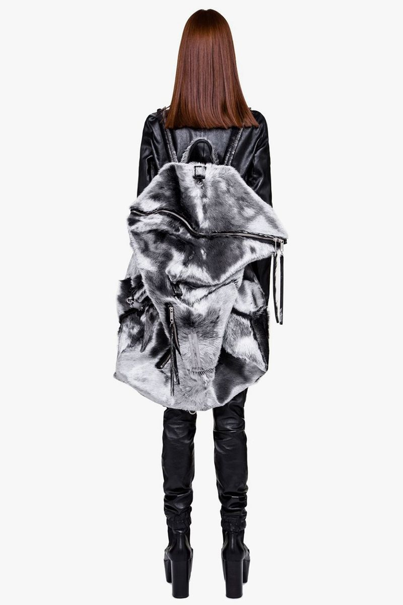 Oversized Luxe Hybrid Bags