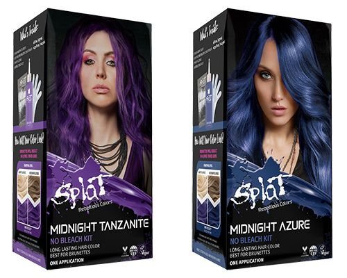 Peroxide-Free Hair Dyes