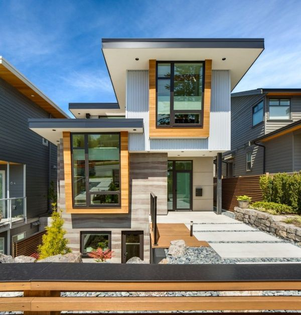 Green Home Design Ideas: Energy-Efficient Urban Homes : Midori Uchi
