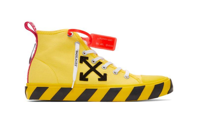 High-Fashon Mid-Top Sneaker Designs