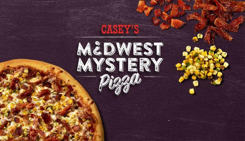 Regionally Inspired BBQ Pizzas
