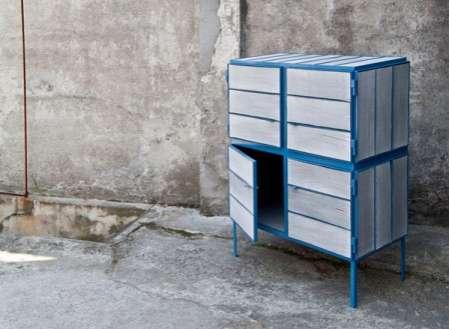 Newspaper Designer Furniture