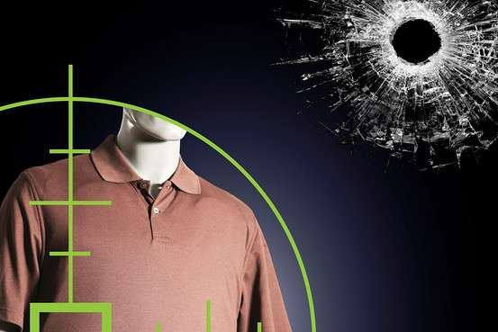 Sleek Uzi-Repellant Menswear (UPDATE)
