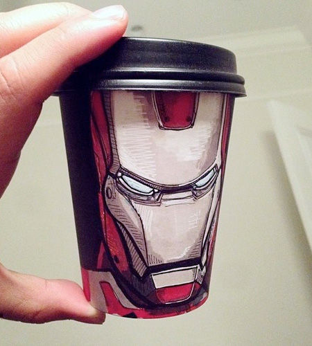 Pop Culture Coffee Cups
