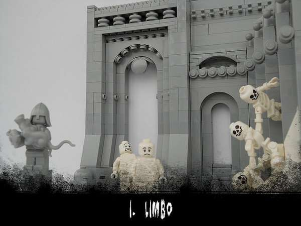 Eternal Damnation LEGO Depictions