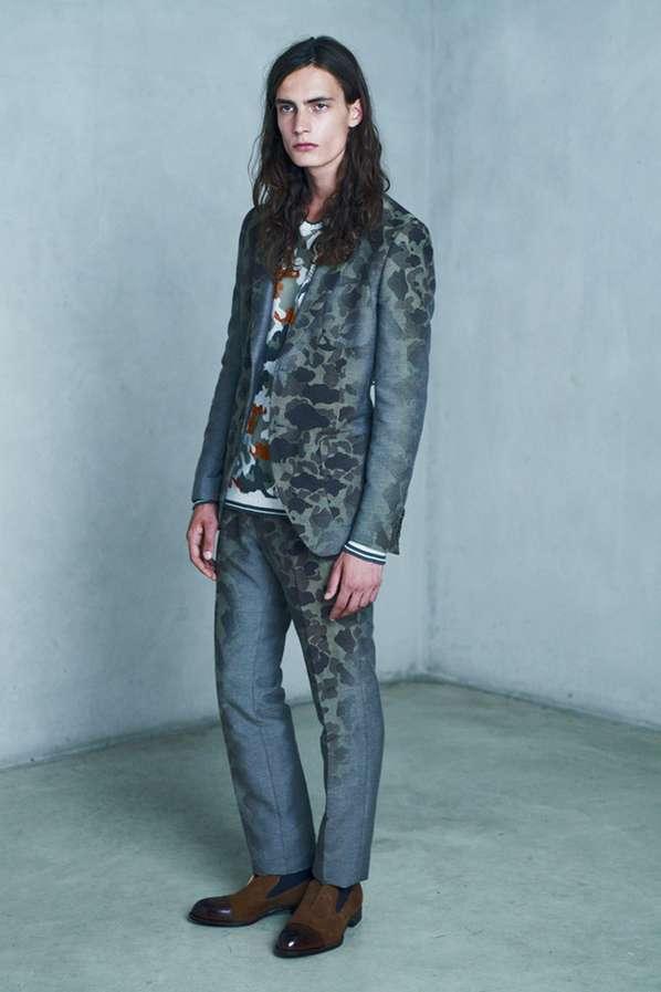Draping Hipster Fashion