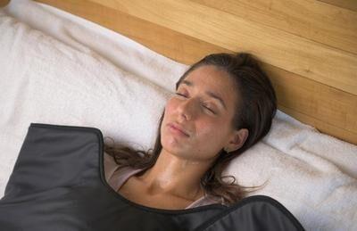 Calorie-Burning Sauna Blankets