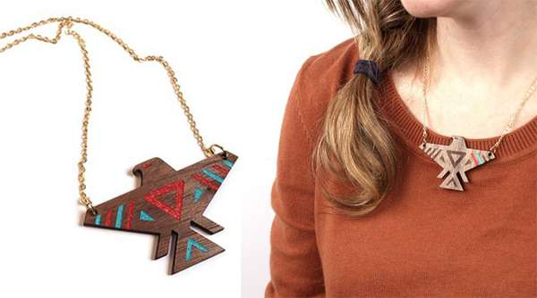 Native-Inspired Necklaces