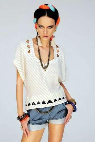 Wild Tribal Fashion